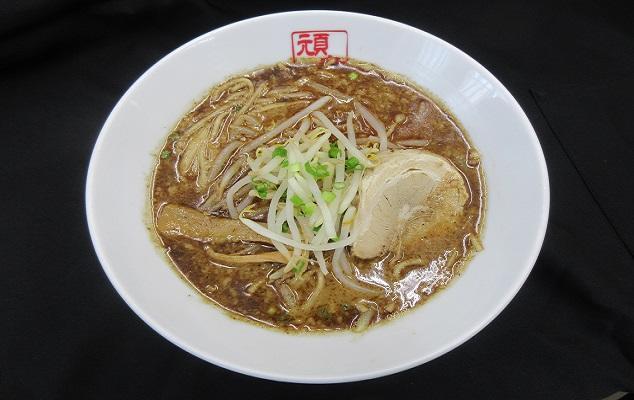 第1位「濃厚魚介味噌ラーメン」のイメージ画像