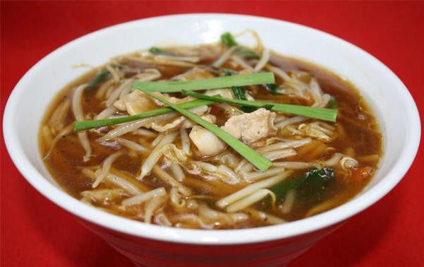 第1位「サンマー麺」のイメージ画像