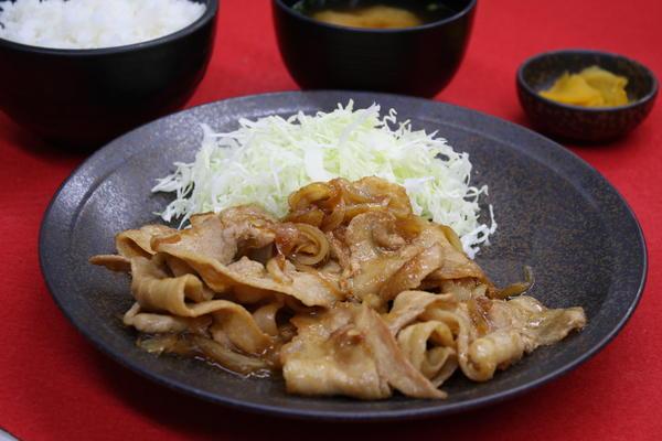 第2位「スタミナ生姜焼き定食」のイメージ画像