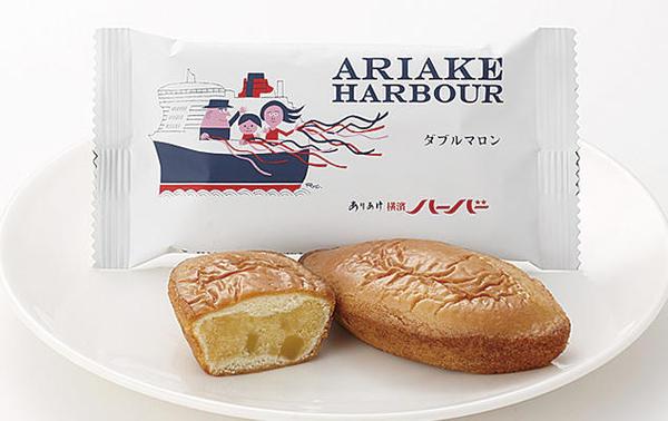 第1位「ありあけ横濱ハーバー ダブルマロン」のイメージ画像