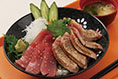 三崎港直送まぐろ大漁丼のイメージ画像