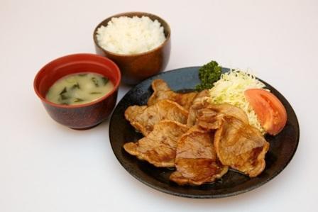 第1位「生姜焼き」のイメージ画像