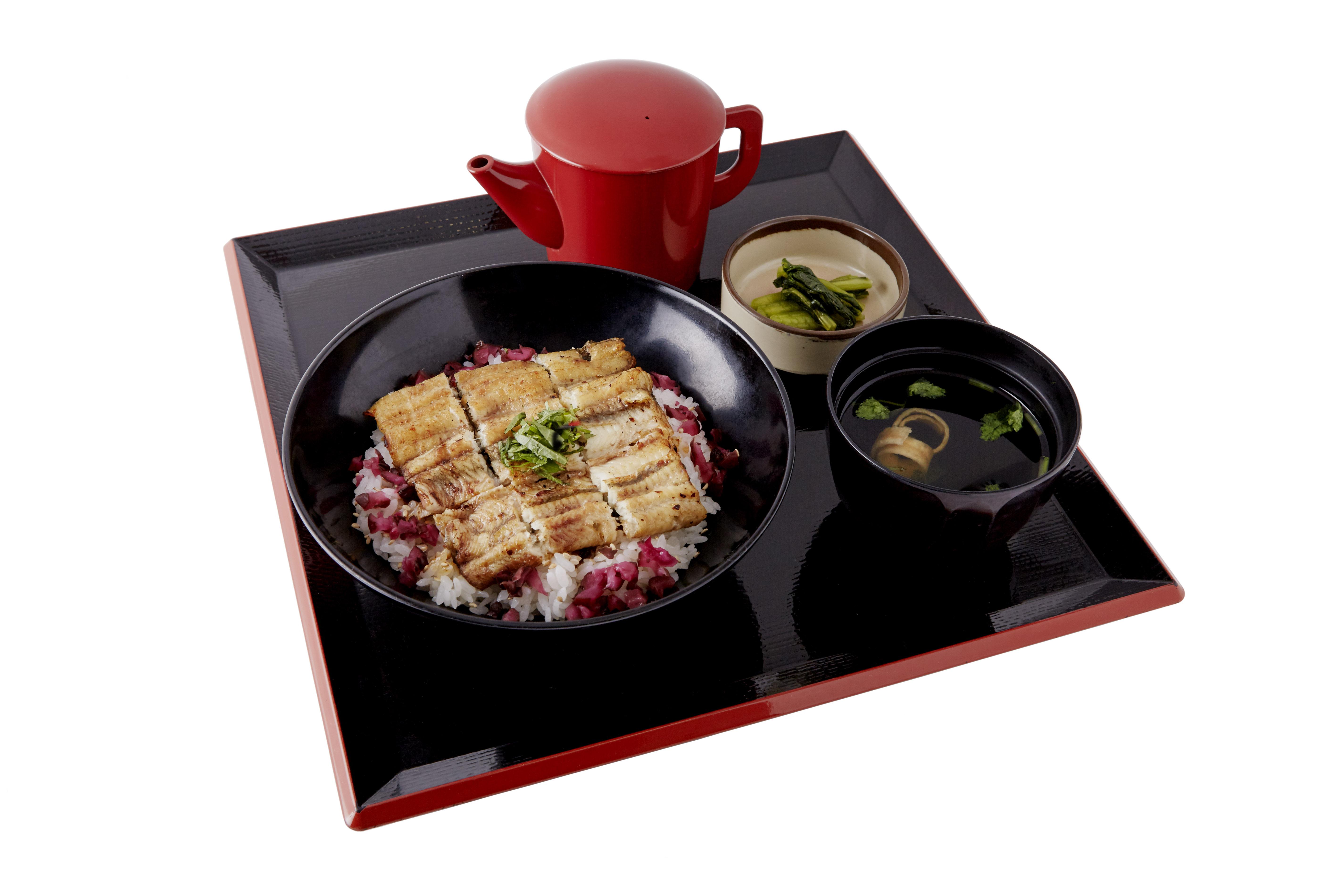 白焼丼/1,850円
