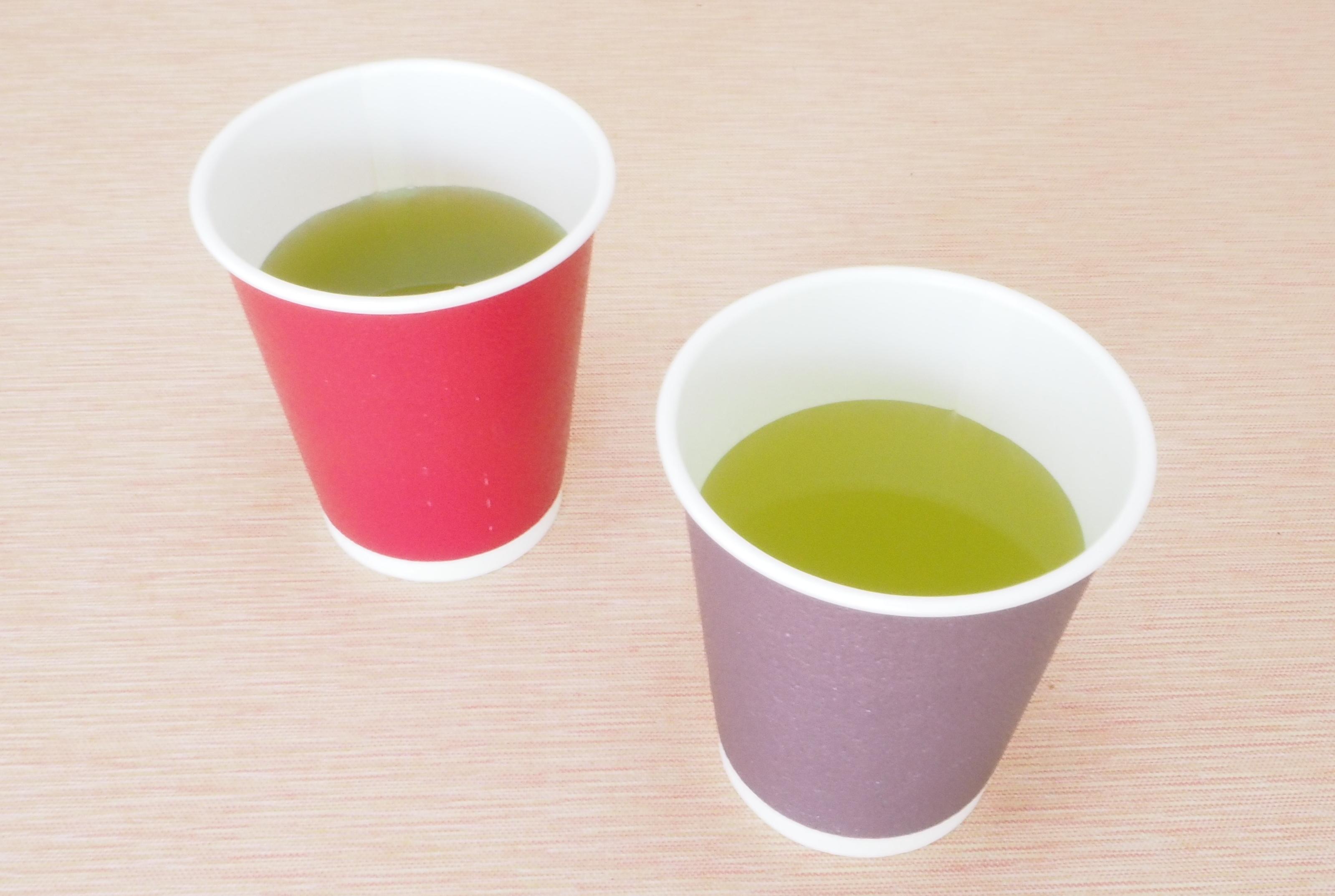 お茶セット/甘味+110円