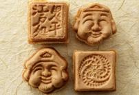 おすすめベスト2 人形焼 / 4個入り 税込480円~